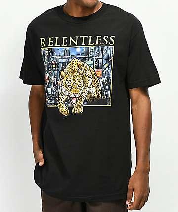 DGK Alley Cat Black T-Shirt