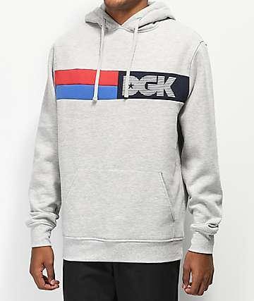 DGK Apex Grey Hoodie
