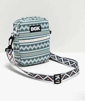 DGK Aztech Mint Shoulder Bag