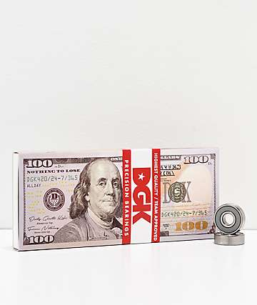 DGK Benjamin's Skateboard Bearings