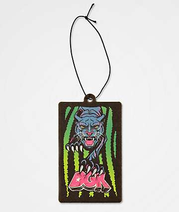 DGK Black Light Air Freshener