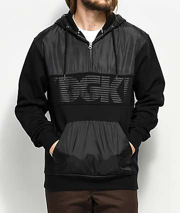 DGK Blackout sudadera polar con capucha