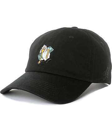 DGK Blessed gorra strapback en negro