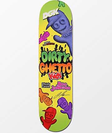 """DGK Boo Convenience Store 8.0""""  Skateboard Deck"""