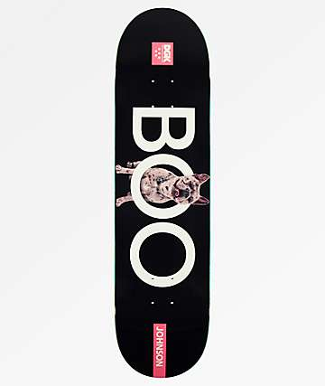 "DGK Boo Smokey 8.1"" Skateboard Deck"