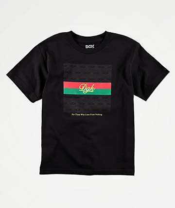 DGK Boys Lux Black T-Shirt