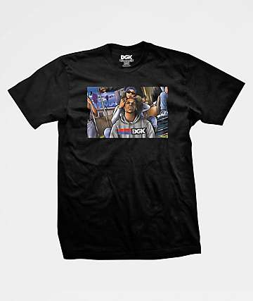 DGK Braided Black T-Shirt