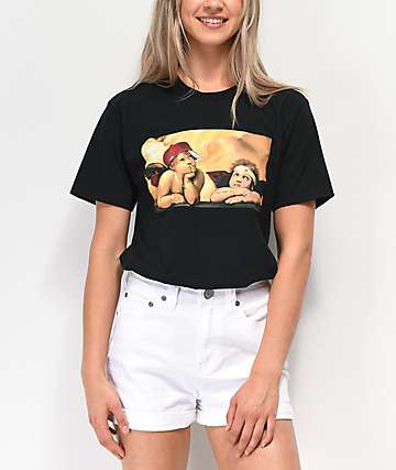DGK Cherubs Black T-Shirt