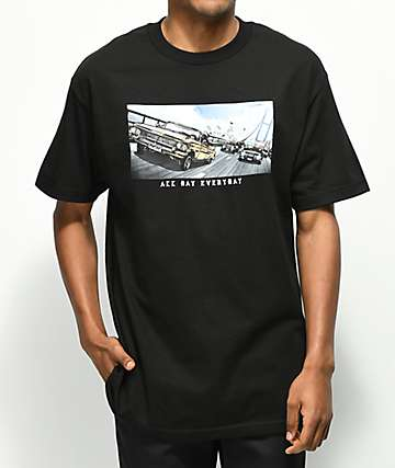 DGK Cruisin camiseta negra