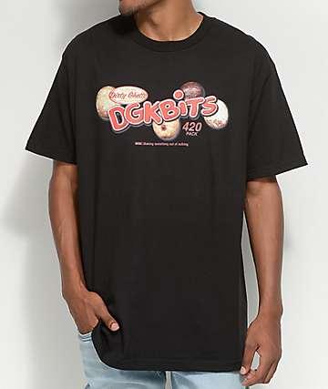 DGK DGKBits Black T-Shirt