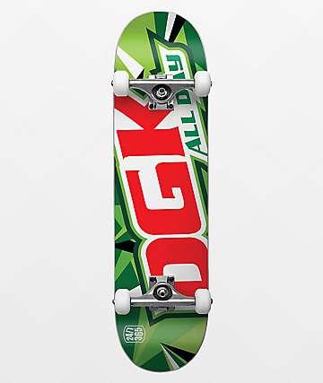 """DGK Do The DGK 8.0"""" Skateboard Complete"""