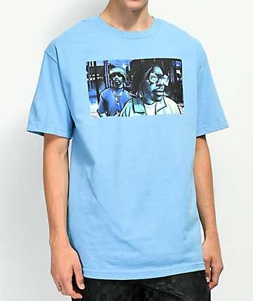 DGK Drop A Dime Light Blue T-Shirt