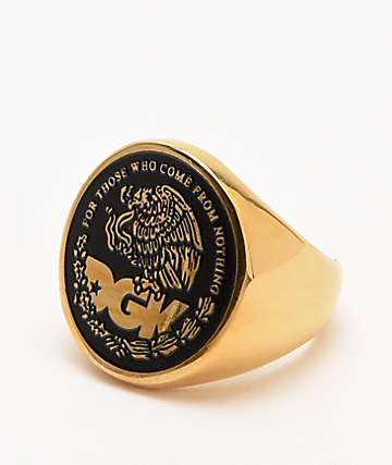 DGK Familia Gold Ring