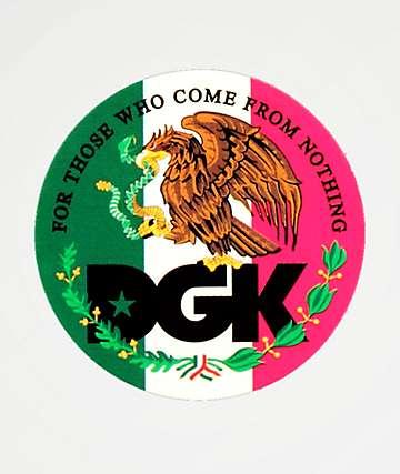 DGK Familia Sticker