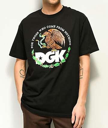 DGK Familia camiseta negra