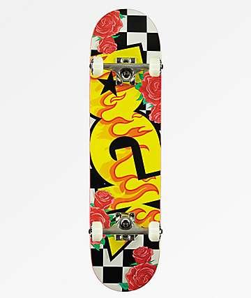 """DGK Fast Fire 7.75"""" Skateboard Complete"""
