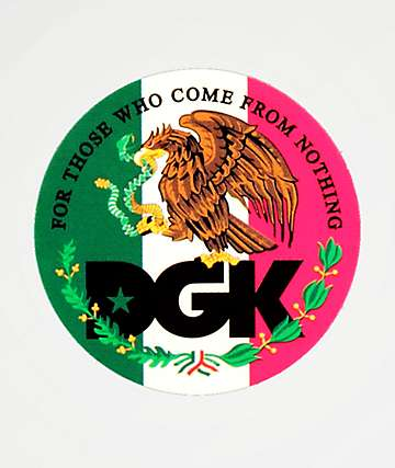 DGK Favela Sticker
