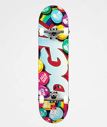 "DGK Flavor 8.0"" Skateboard Complete"