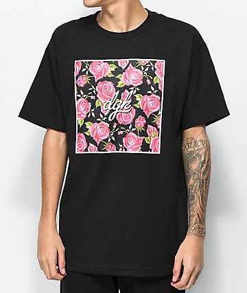 DGK Floral Box camiseta negra