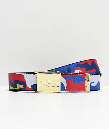 DGK General Scout Web Belt