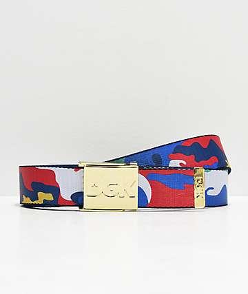 DGK General Scout cinturón tejido