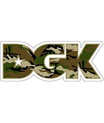 DGK General Sticker