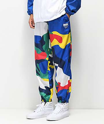 DGK General Swishy Track Pants