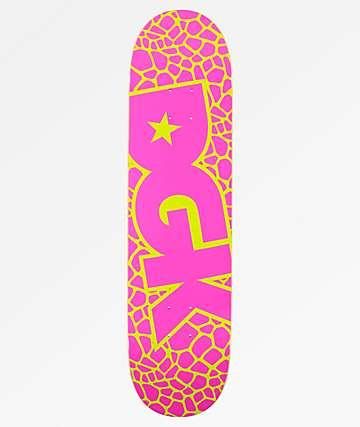 "DGK Giraffe 8.06"" Skateboard Deck"