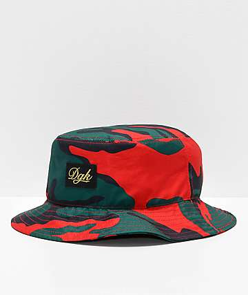 DGK Grand Multi Camo Bucket Hat