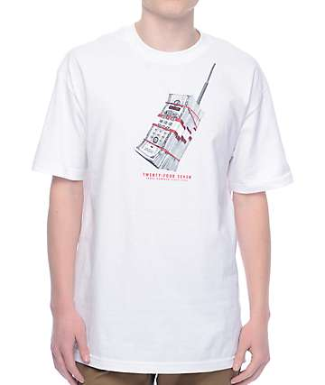 DGK Hello White T-Shirt