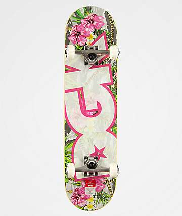"DGK Hot Tropic Link 8.0"" Skateboard Complete"