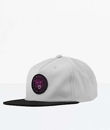DGK Hunger White Strapback Hat