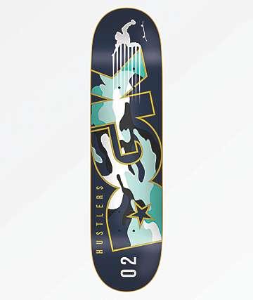 "DGK Hustlers 8.25"" Skateboard Deck"
