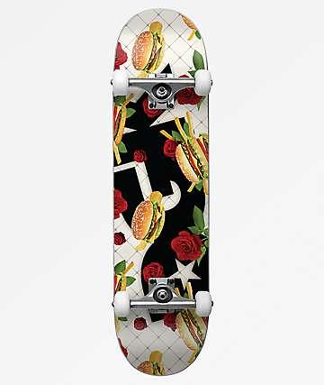 "DGK Junk Food 7.75"" Skateboard Complete"
