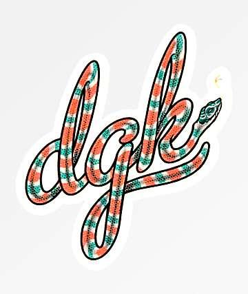 DGK King Sticker