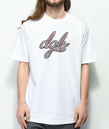 DGK King camiseta blanca