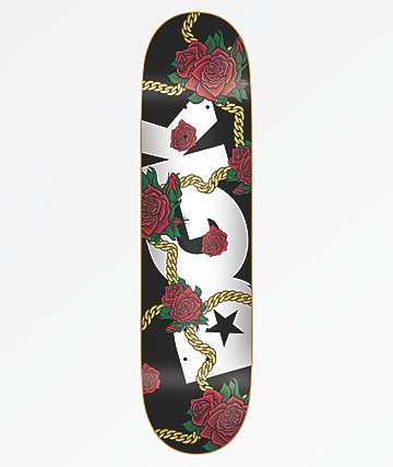 "DGK Lavish 8.06"" Skateboard Deck"