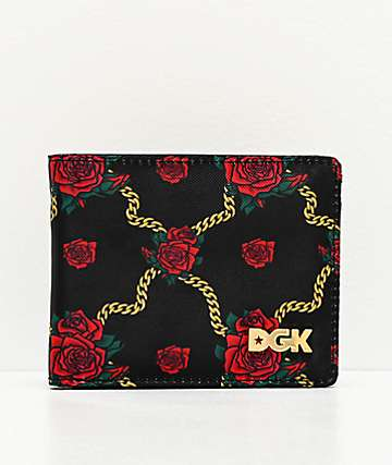 DGK Lavish Black Wallet