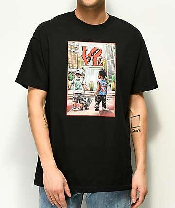 DGK Lil DGK camiseta negra