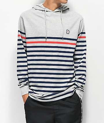 DGK Liverpool Stripes Hoodie