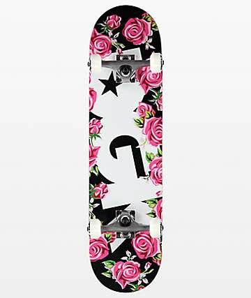 """DGK Logo Roses 8.0"""" completo de skate"""