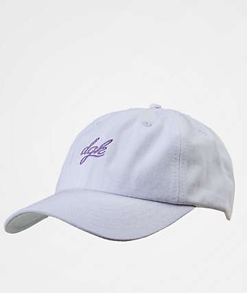 DGK Loud White Strapback Hat