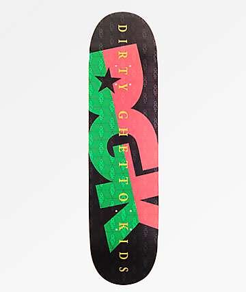 """DGK Lux 8.06"""" Skateboard Deck"""