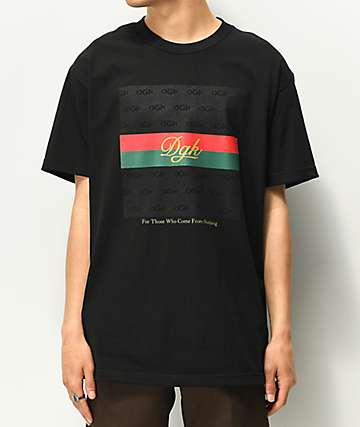 DGK Lux Black T-Shirt