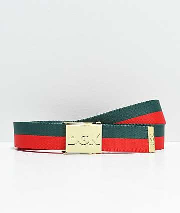 DGK Lux Scout cinturón tejido