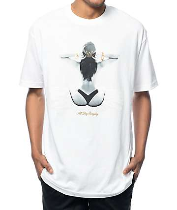 DGK Nice View White T-Shirt