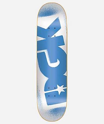 "DGK O.G. Logo 8.1"" Skateboard Deck"