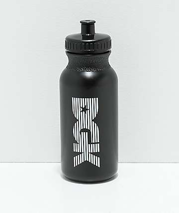 DGK Off Court Black Water Bottle