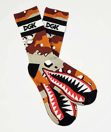 DGK P40 Crew Socks