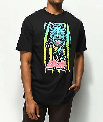 DGK Panther Black T-Shirt